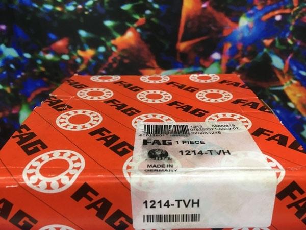 Подшипник 1214 TVH FAG аналог 1214 размеры 70х125х24