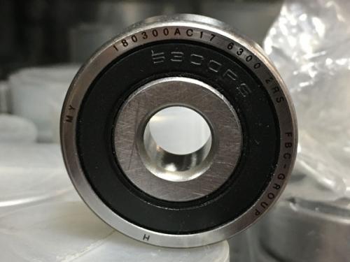 Подшипник 180300 (10х35х11) (6300-2RS) FBC-GROUP