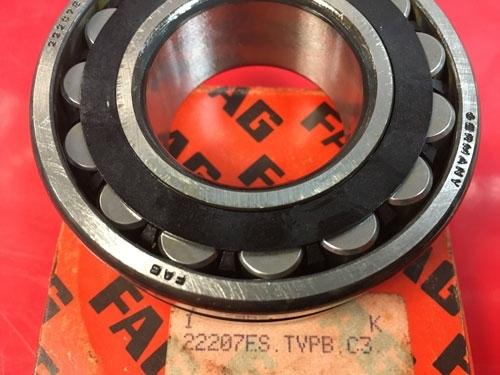 Подшипник 22207 ES.TVPB.C3 FAG аналог 3507 размеры 35x72x23