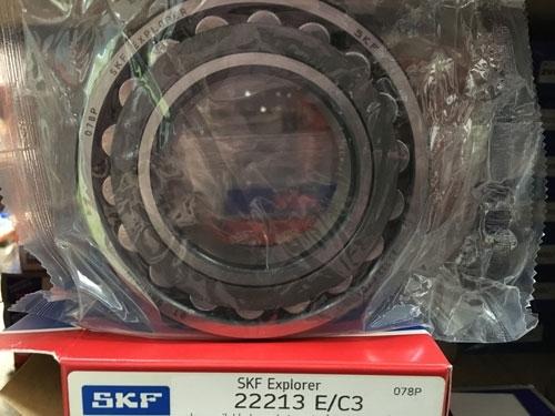 Подшипник 22213 Е C3 SKF аналог 53513 Н размеры 65*120*31