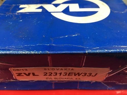Подшипник 22313 EW33J ZVL аналог 53613 Н размеры 65*140*48 купить