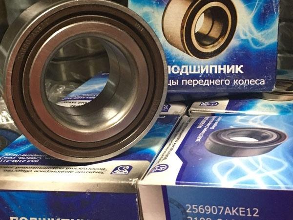 Подшипник 256907 АКЕ12 (2108-3103020-01) VBF размеры 34x64x37