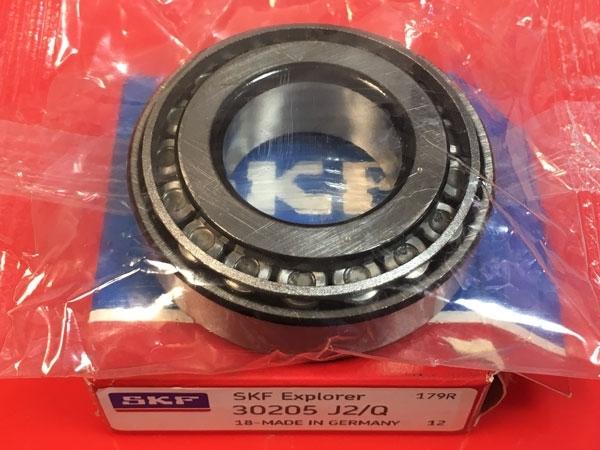 Подшипник 30205 J2/Q SKF аналог 7205 размеры 25х52х16,25