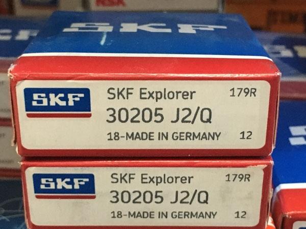 Подшипник 30205 J2/Q SKF аналог 7205 размеры 25*52*16,25