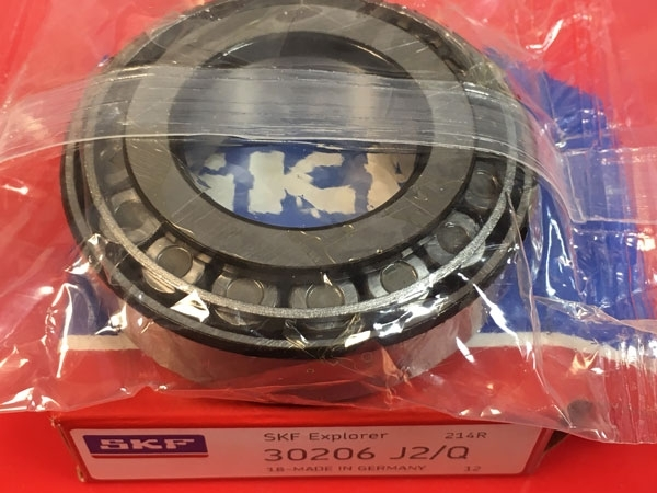 Подшипник 30206 J2/Q SKF аналог 7206 размеры 30х62х17,25