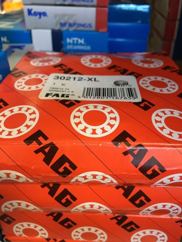 Подшипник 30212 XL FAG аналог 7212 размеры 60*110*23,75