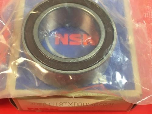 Подшипник 30BD4718 NSK компрессора кондиционера размеры 30x47x18