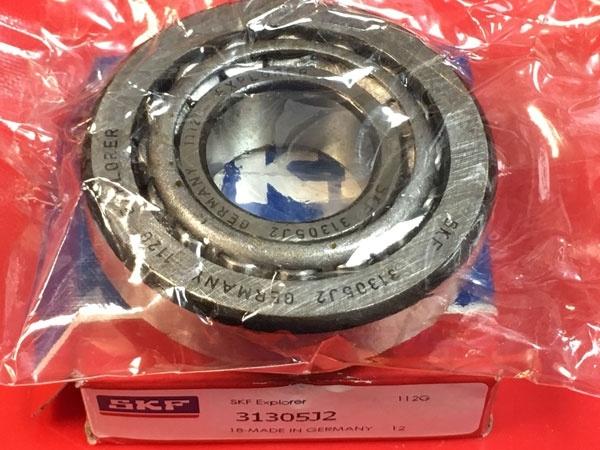 Подшипник 31305 J2 SKF аналог 27305 размеры 25x62x18,25