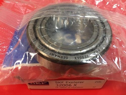 Подшипник 32006 X SKF аналог 2007106 размеры 30х55х17