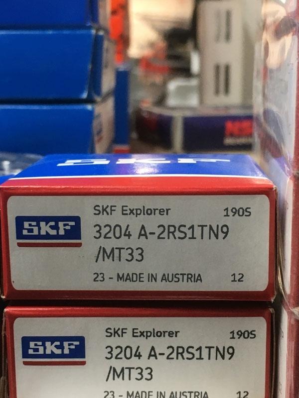 Подшипник 3204 A-2RS1TN9/MT33 SKF аналог 5204-2RS (3056204) размеры 20х47х20,6