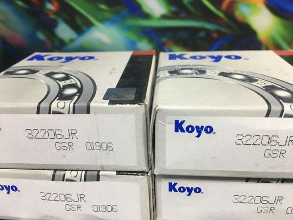 Подшипник 32206 JR Koyo аналог 7506 размеры 30х62х21,25