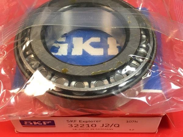 Подшипник 32210 J2/Q SKF аналог 7510 размеры 50x90x24,75