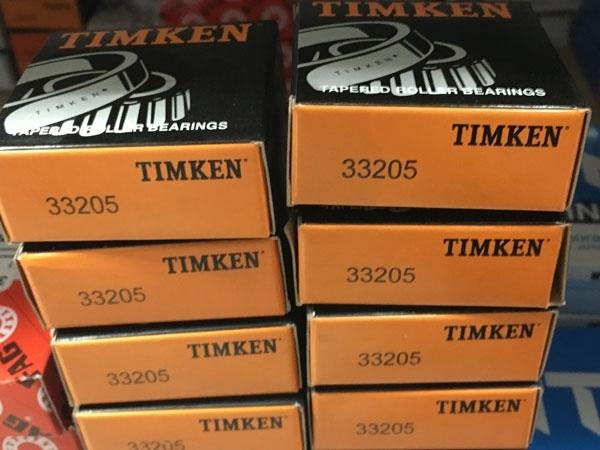 Подшипник 33205 TIMKEN аналог 3007205 размеры 25х52х22