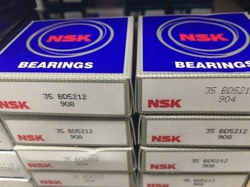 Подшипник 35BD5212 NSK компрессора кондиционера размеры 35x52x12