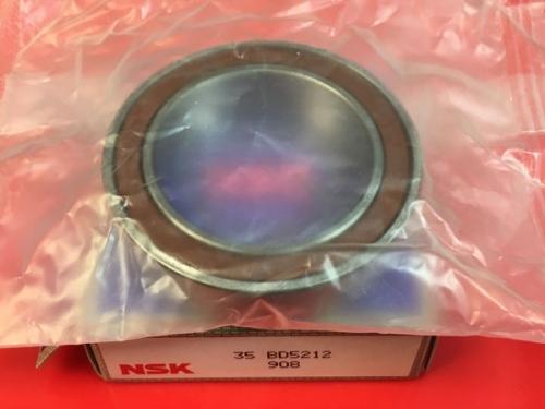 Подшипник 35BD5212 NSK компрессора кондиционера размеры 35*52*12