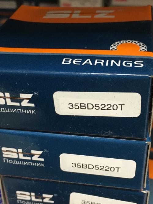 Подшипник 35BD5220 SLZ компрессора кондиционера размеры 35*52*20