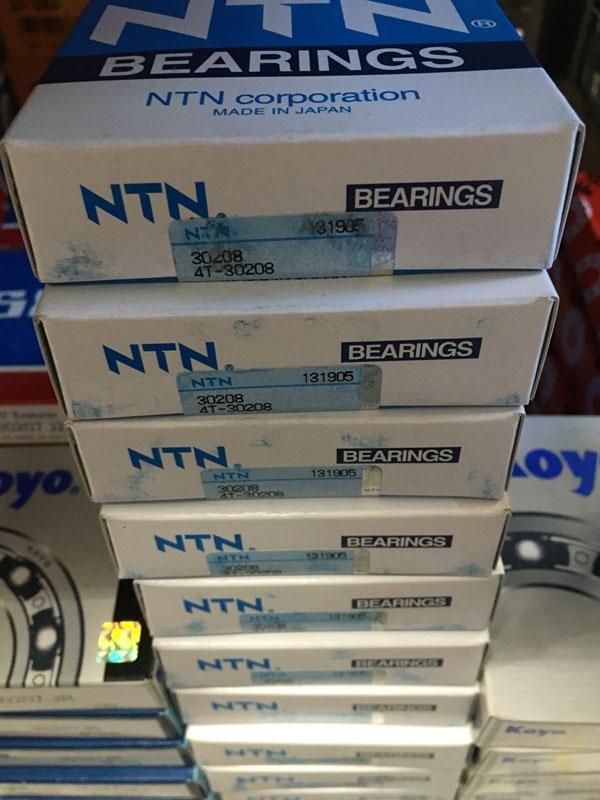 Подшипник 30208 (4T-30208 NTN) аналог 7208 размеры 40х80х19,75