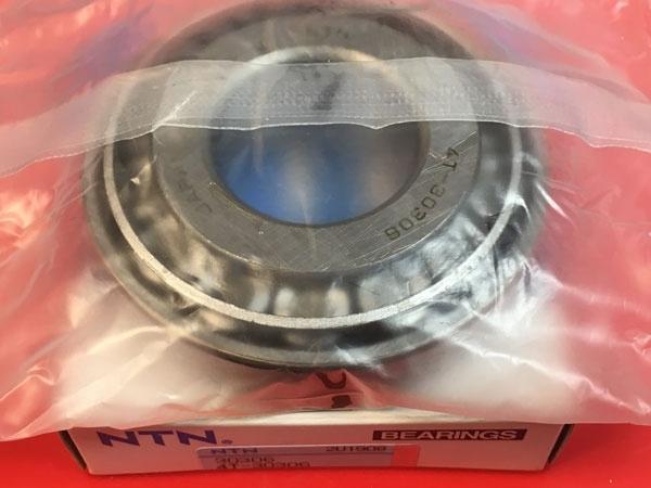 Подшипник 30306 (4T-30306 NTN)  аналог 7306 размеры 30*72*20,75