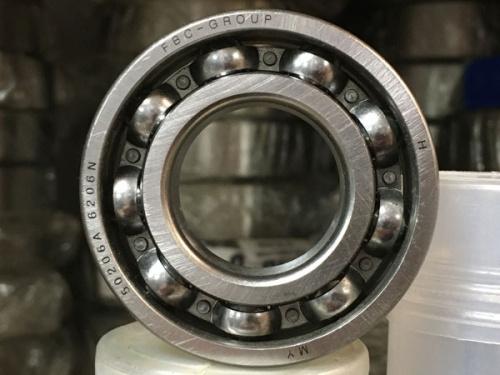 Подшипник 50206 аналог 6206N FBC-GROUP размеры 30х62х16