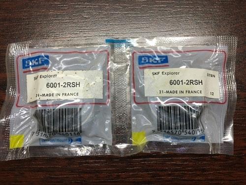 Подшипник 6001-2RS H SKF аналог 180101 размеры 12х28х8
