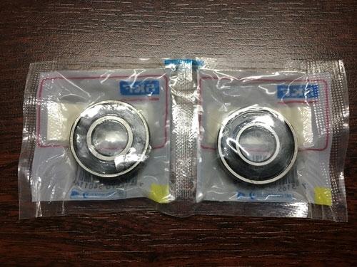 Подшипник 6001-2RS H SKF аналог 180101 размеры 12*28*8