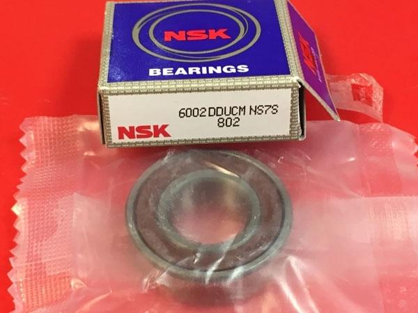 Подшипник 6002 DDU NSK аналог 180102 размеры 15*32*9