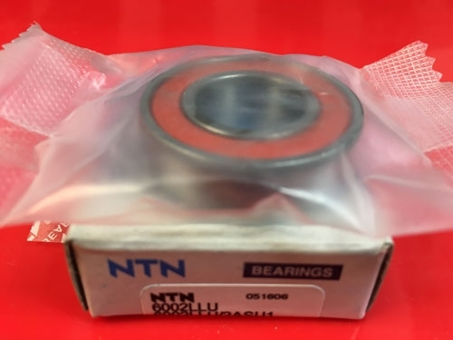 Подшипник 6002 LLU NTN аналог 180102 размеры 15х32х9