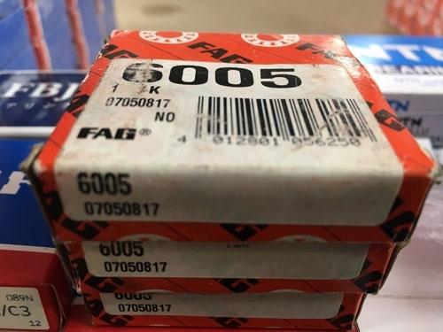 Подшипник 6005 FAG аналог 105 размеры 25х47х12