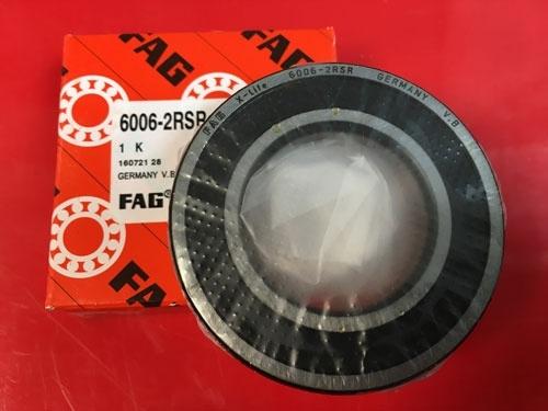 купить подшипник 6006-2RS R FAG аналог 180106 размеры 30х55х12 из наличия