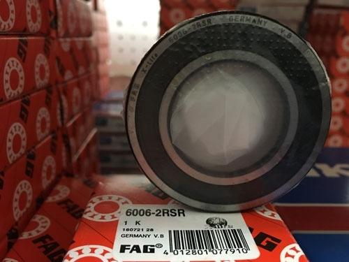 найти подшипник 6006-2RS R FAG аналог 180106 размеры 30*55*12 в наличии