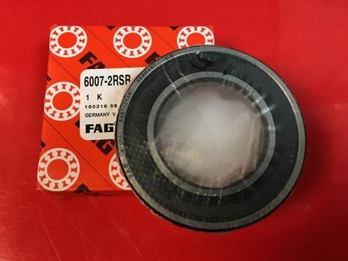 купить подшипник 6007-2RS R FAG аналог 180107 размеры 35*62*14