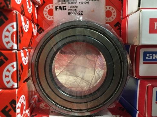 Подшипник 6007-2Z FAG аналог 80107 размеры 35*62*14