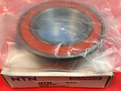 Подшипник 6008 LLU NTN аналог 180108 размеры 40х68х15