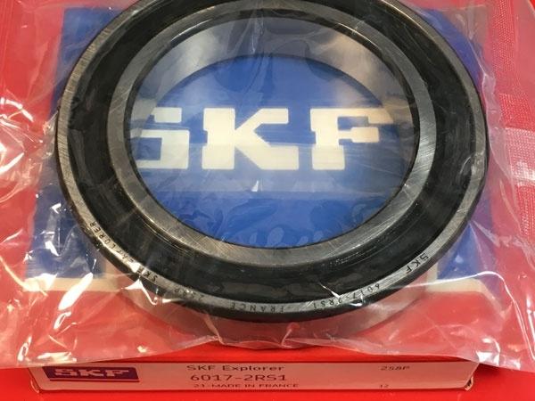 Подшипник 6017-2RS1 SKF аналог 180117 размеры 85x130x22