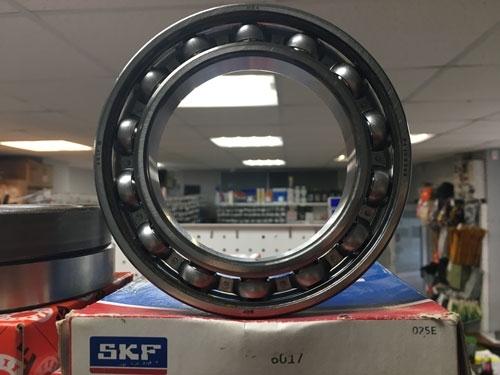 Подшипник 6017 SKF аналог 117 размеры 85х130х22