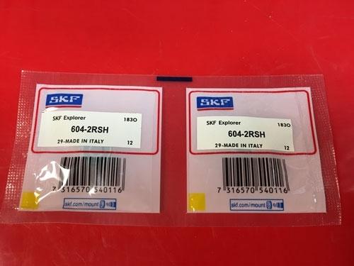 Подшипник 604-2RS H SKF аналог 180014 размеры 4х12х4