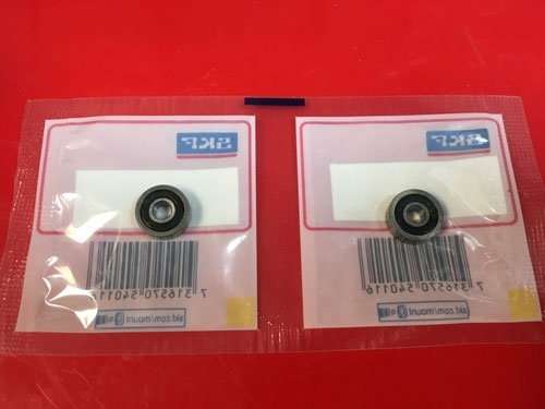 Подшипник 604-2RS H SKF аналог 180014 размеры 4*12*4