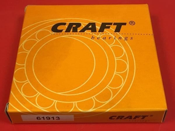 Подшипник 61913 CRAFT аналог 1000913 (6913) размеры 65х90х13
