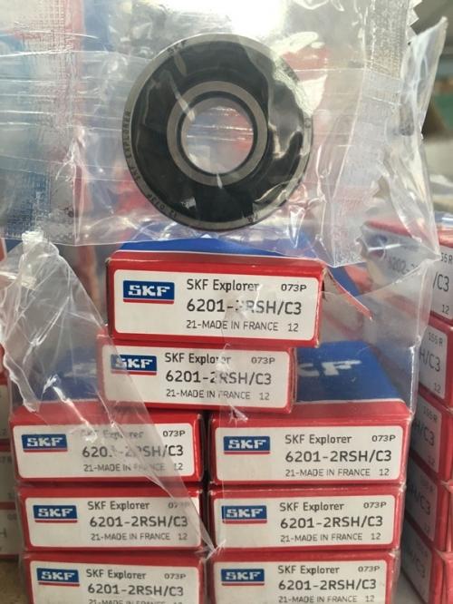 Подшипник 6201-2RS H C3 SKF аналог 180201 размеры 12*32*10