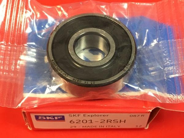 Подшипник 6201-2RS H SKF аналог 180201 размеры 12x32x10