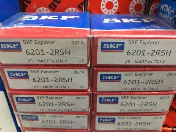 Подшипник 6201-2RS H SKF аналог 180201 размеры 12х32х10