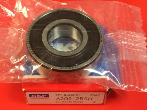 Подшипник 6202-2RS H SKF аналог 180202 размеры 15x35x11