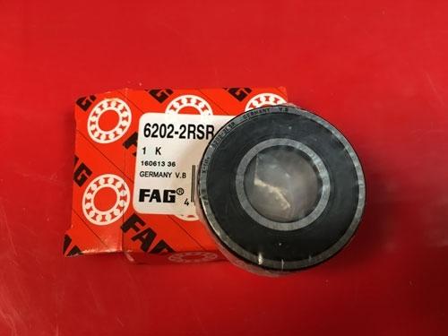 Подшипник 6202-2RS R FAG аналог 180202 размеры 15*35*11