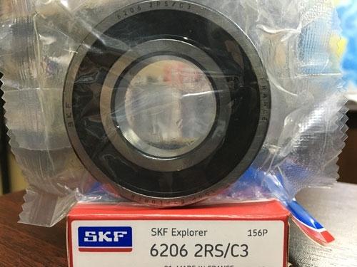 Подшипник 6206-2RS С3 SKF аналог 180206 размеры 30*62*16