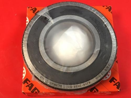 Подшипник 6208-2RS R C3 FAG аналог 180208 размеры 40x80x18