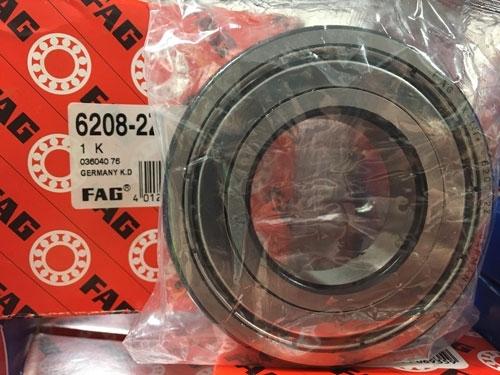 Подшипник 6208-2Z FAG аналог 80208 размеры 40*80*18