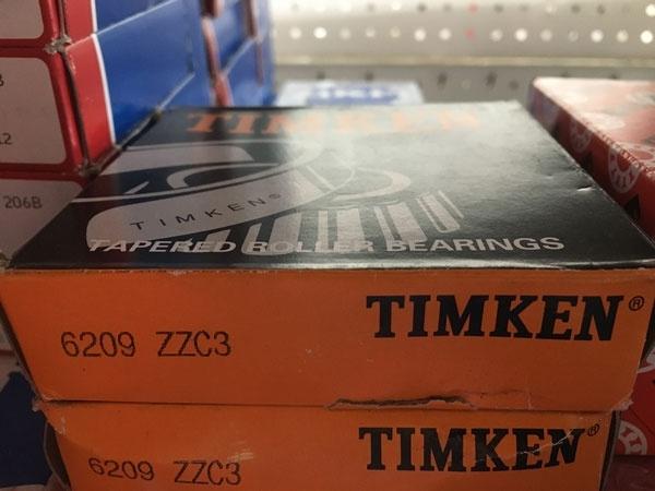 Подшипник 6209-ZZ C3 TIMKEN аналог 80209 размеры 45х85х19