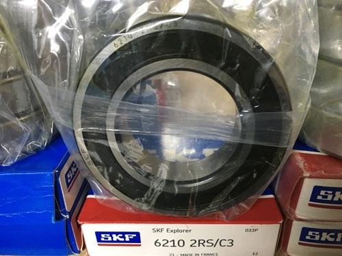 Подшипник 6210-2RS С3 SKF аналог 180210 размеры 50*90*20