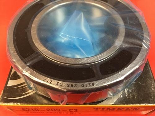 Подшипник 6210-2RS С3 TIMKEN аналог 180210 размеры 50x90x20