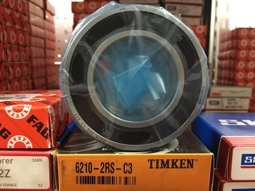 Подшипник 6210-2RS С3 TIMKEN аналог 180210 размеры 50х90х20